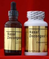 Nasal Decongest 2 Oz. Liquid