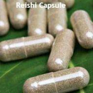 GANODERMA (Reishi, Ling Chih, Red) 100 (500 mg.) Capsules